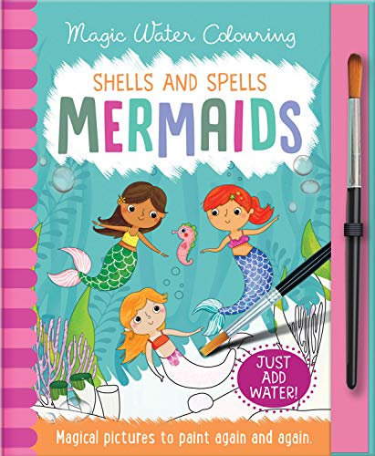 Shells and Spells - Mermaids By Jenny Copper