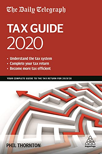 The Daily Telegraph Tax Guide 2020 By David Genders