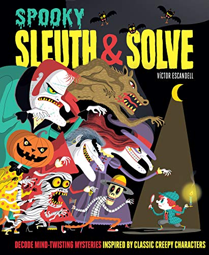 Sleuth & Solve: Spooky By Ana Gallo