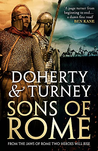 Sons of Rome By Simon Turney