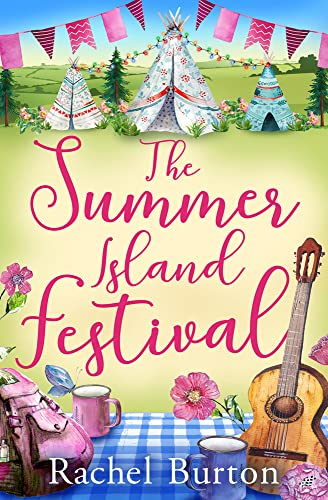 The Summer Island Festival By Rachel Burton