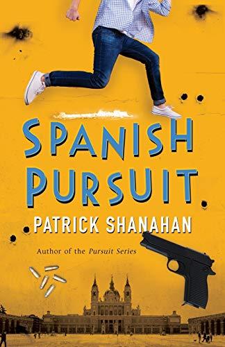 Spanish Pursuit By Patrick Shanahan