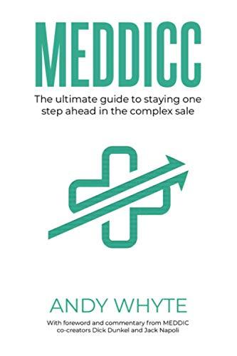 Meddicc By Andy Whyte