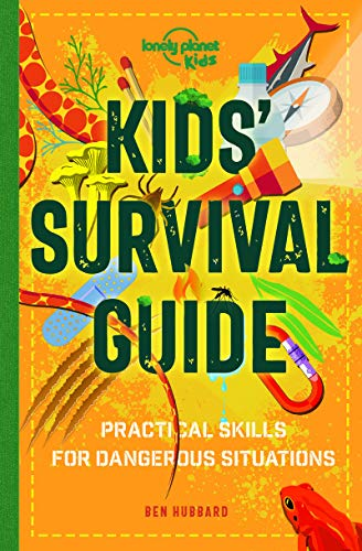 Kids' Survival Guide By Lonely Planet Kids