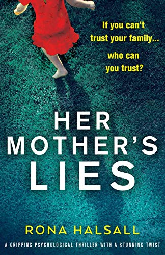 Her Mother's Lies By Halsall, Rona