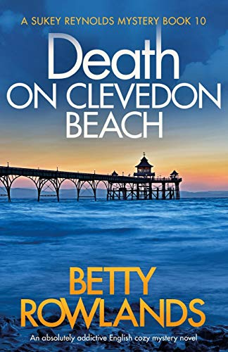 Death on Clevedon Beach By Betty Rowlands