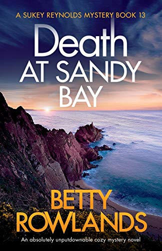 Death at Sandy Bay By Betty Rowlands