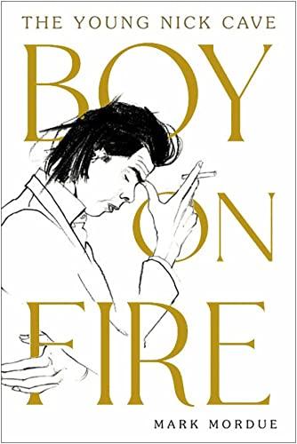 Boy on Fire von Mark Mordue
