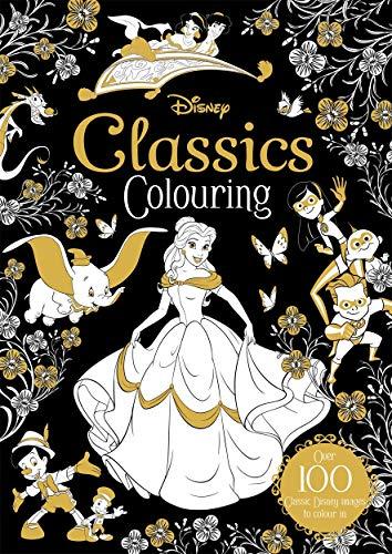 Disney Classics Colouring By Igloo Books