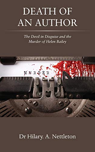 Death of an Author By Dr. Hilary A. Nettleton
