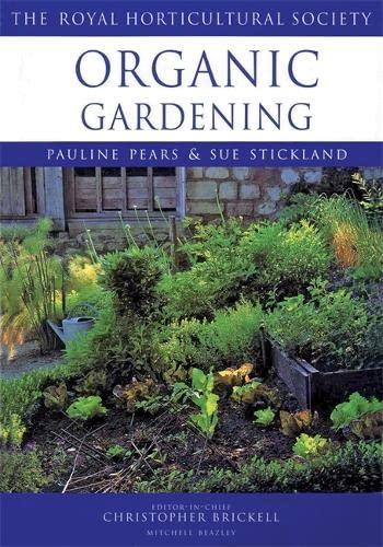 Organic Gardening By Sue Stickland