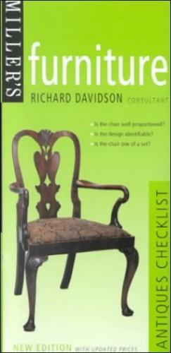 Furniture (Miller's Antiques Checklist) By Richard Davidson