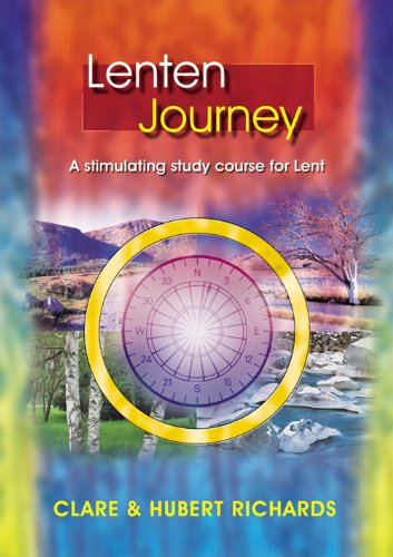 Lenten Journey By Clare Richards