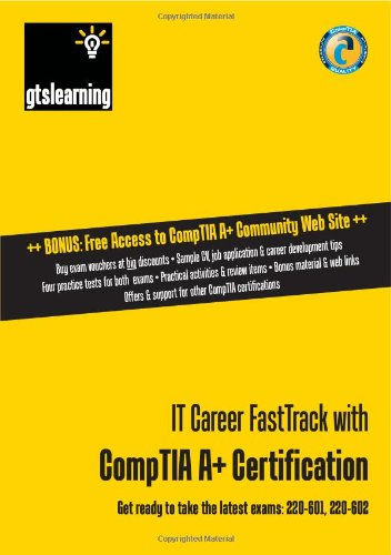 IT Career FastTrack with CompTIA A+ Certification By James Pengelly