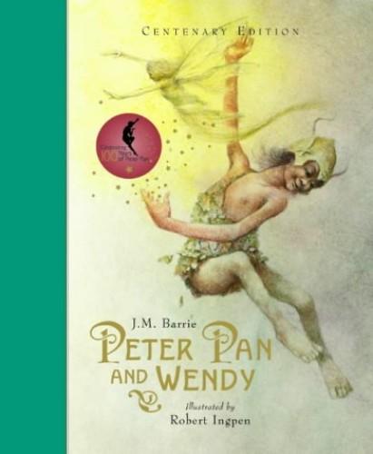 Peter Pan and Wendy (Templar Classics) (Templar Classics: Ingpen) By Sir J. M. Barrie