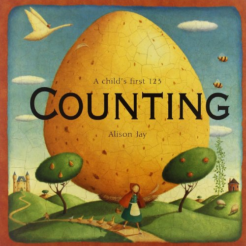 Counting By Alison Jay