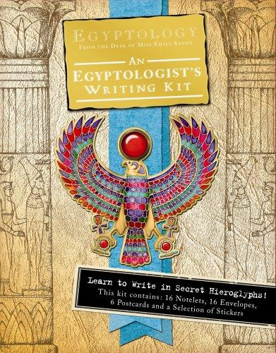 Egyptology Stationery von Helen Ward