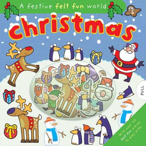Felt Fun Christmas By Emily Hawkins