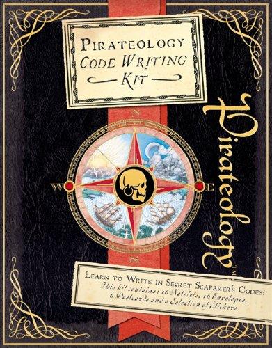 Pirate Code Writing Kit (Ology Handbook) (Ology Handbook) Illustrated by Helen Ward