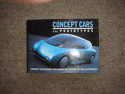 Concept Cars: and Prototypes by Richard Dredge