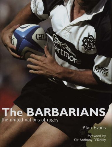 The Barbarians By Alan Evans