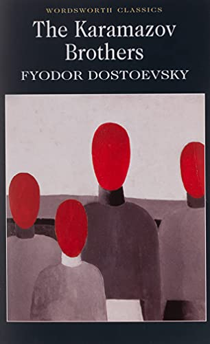 The Karamazov Brothers (Wordsworth Classics) By Fyodor Dostoyevsky