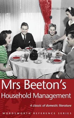 Mrs Beeton's Household Management By Isabella Beeton
