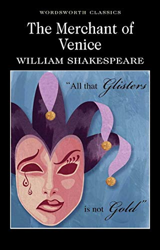The Merchant of Venice (Wordsworth Classics) By William Shakespeare