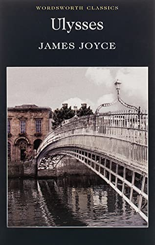 Ulysses (Wordsworth Classics) By James Joyce