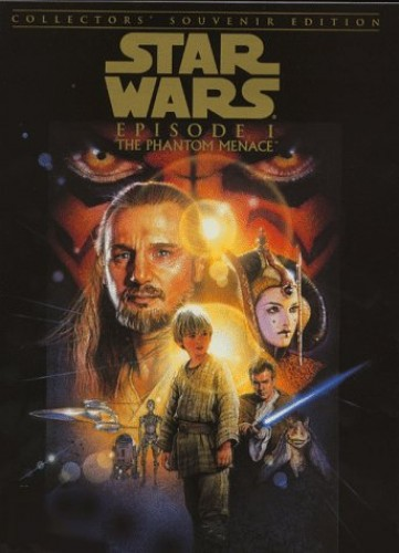 """""""Star Wars Episode One"""" By George Lucas"""