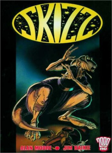Skizz (2000 AD Presents 9) By Alan Moore