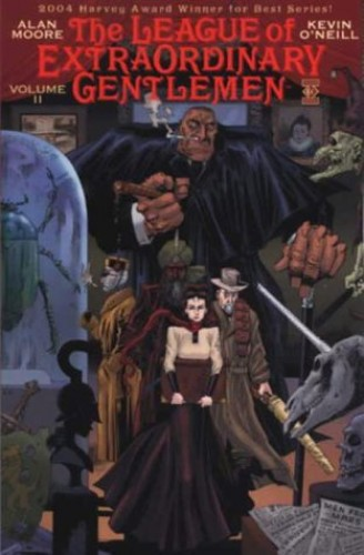 The League of Extraordinary Gentlemen: v. 2 by Alan Moore