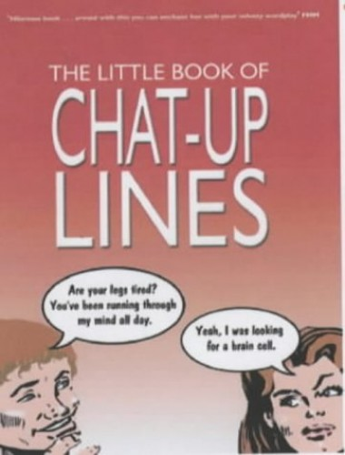 Little Book of Chat-up Lines, By Stewart Ferris