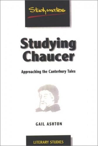 Studying Chaucer par Gail Ashton