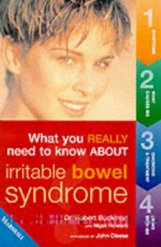 Irritable Bowel Syndrome By Rob Buckman
