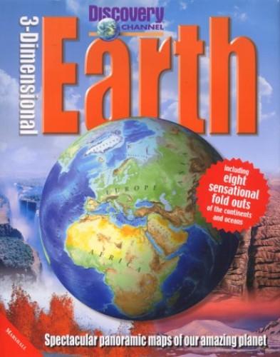 3d Earth Atlas By Sean Connolly