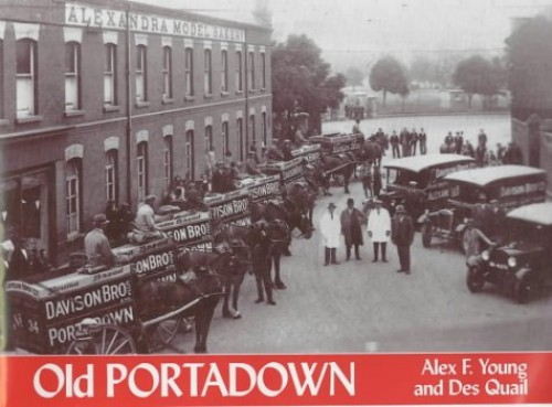 Old Portadown By Alex F. Young