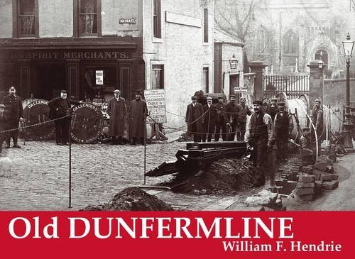 Old Dunfermline By William Fyfe Hendrie