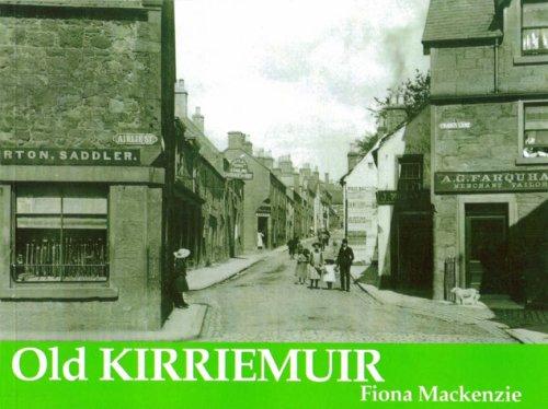 Old Kirriemuir By Fiona Mackenzie
