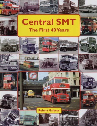 Central SMT - The First 40 Years By Robert Grieves
