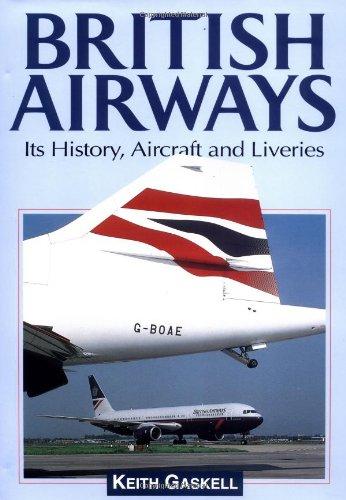British Airways By Keith Gaskell