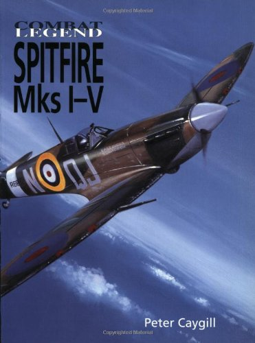 Supermarine Spitfire Mks 1 to V By Peter Caygill