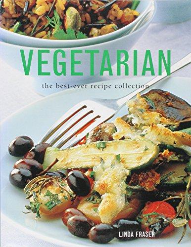 The Complete Vegetarian Cookbook By Linda Fraser