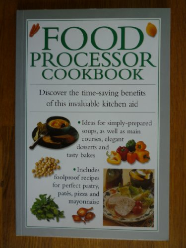 Food processor cookbook very good 184038753x ebay food processor cookbook book the cheap fast free post forumfinder Image collections