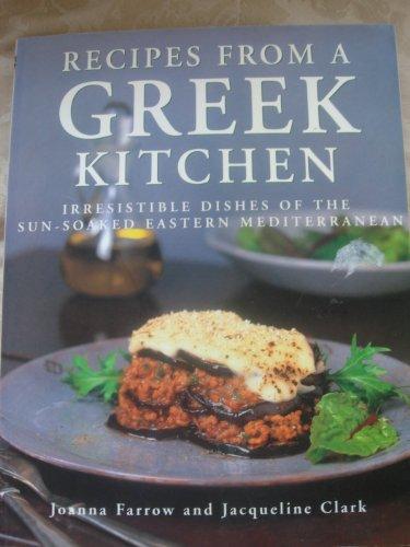Recipes from a Greek Kitchen By Joanna Farrow