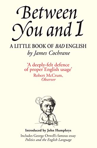 Between You and I By John Humphrys