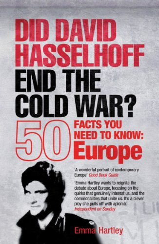 Did David Hasselhoff End the Cold War? By Emma Hartley