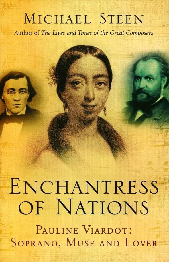 Enchantress of Nations von Michael Steen