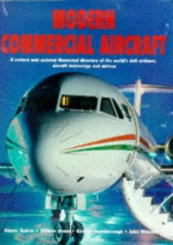 MODERN COMMERCIAL AIRCRAFT By Gordon Swanborough