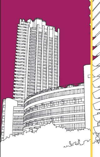 London Buildings: Barbican Notebook (London Buildings Notebooks) By Robin Farquhar